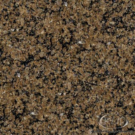 tropical brown granite kitchen countertop ideas