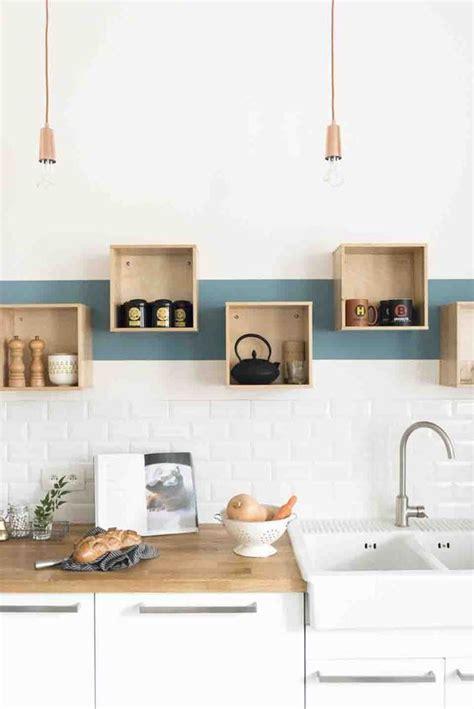 le decor de la cuisine 10 crédences déco pour la cuisine cocon de décoration