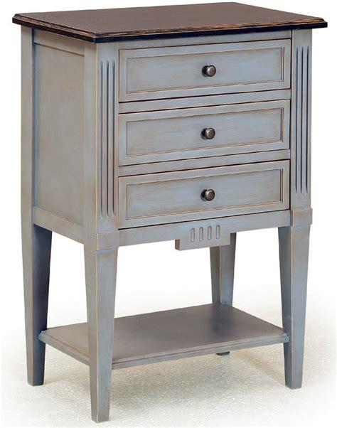 meubles de cuisine en bois brut a peindre chiffonnier 3 tiroirs h 80 cm en bois massif 39 39 santander