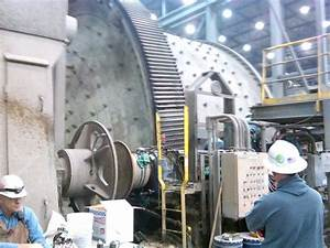 Ball Mill Maintenance