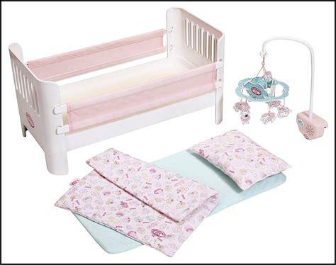 Baby Born Bett Mit Funktion  Betten  House Und Dekor
