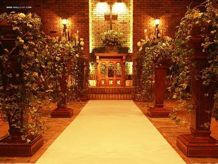 wedding hall  nature background wallpapers