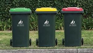 Council, Bins, To, Go, Green