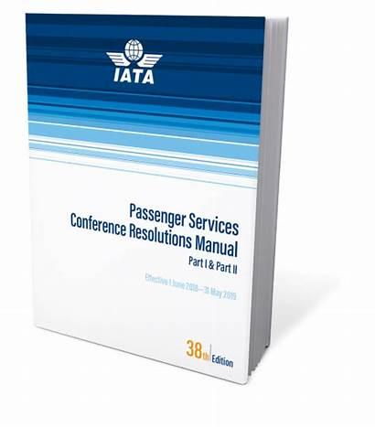 Iata Resolutions Manual Passenger Conference Services Kreisler