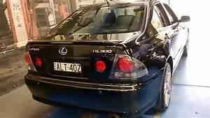2001 Lexus Is300 Sports Luxury Sedan Black