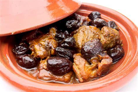 choumicha cuisine marocaine tajine d 39 agneau auc pruneaux