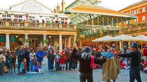 Covent Garden Activities Visitlondoncom