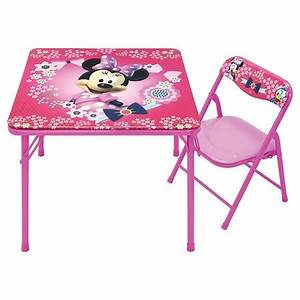Target 999 Disney Minnie Junior Table Chair Set 25