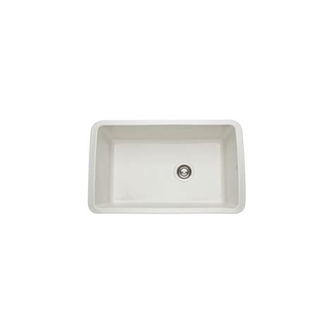 rohl fireclay sink 6307 faucet 6307 68 in pergame biscuit by rohl