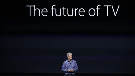 Apple Says 'future Of Tv' Is Apps, But What About Original