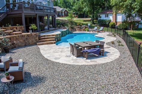 Superior Pool Builders Carolina Pool Consultants Discuss