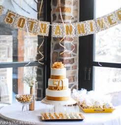 50 wedding anniversary ideas 50th wedding anniversary