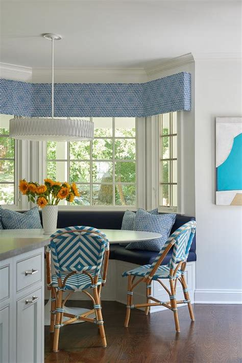 bay window breakfast nook design ideas