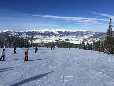 tips   winter trip  keystone resort skiing  colorado