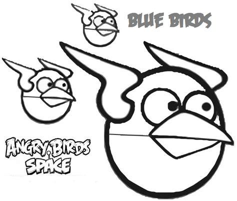 Angry Birds Kleurplaten Space by Fotos De Pinta Az Dibujos Para Colorear