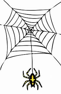 Halloween Spider Web Clipart | Clipart Panda - Free ...
