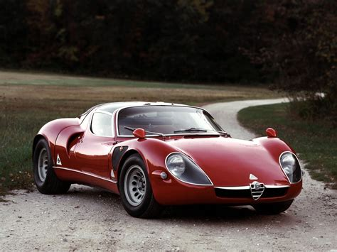 Alfa Romeo 33 Stradale Specs 1967 1968 1969