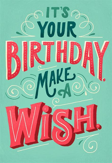 Feel free to choose the best and sent to your recipient in your birthday card. Happy Birthday Quotes Ideas : Hallmark Birthday Cards on Behance - OMG Quotes   Your daily dose ...