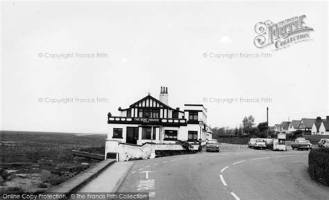Boat House Parkgate by Parkgate Boat House Cafe 1965 Francis Frith