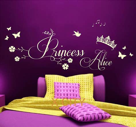 girls bedroom wall paintings   fun
