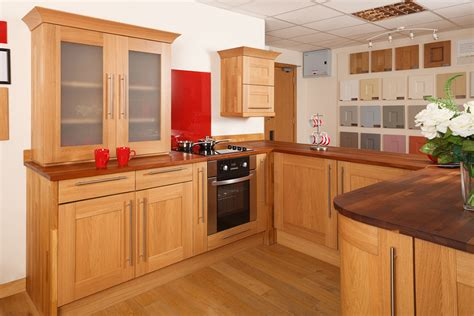 wood kitchens modern solid wood kitchen