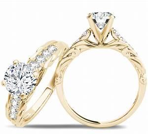 vintage engagement rings diamond wish With wish com wedding rings