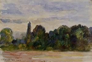 Eragny Art De Vivre : trees eragny camille pissarro ~ Dailycaller-alerts.com Idées de Décoration