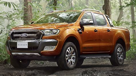 ford ranger wildtrak price list ford ranger wildtrak facelift unveiled with new tech