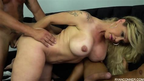 Milf Fucked By Two Guys Eporner