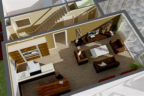 Programma Huis Inrichten by Woonkamer In 3d Inrichten Huis Inrichten In 3d Een 3d