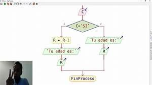 Pseint  Diagrama De Flujo Y Pseudoc U00f3digo Que Determina Tu