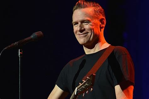 Bryan Adams Teases Details Of 'rocking' New Album