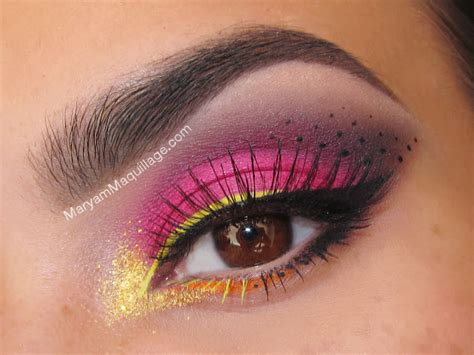 maryam maquillage tropical fruit exotic makeup