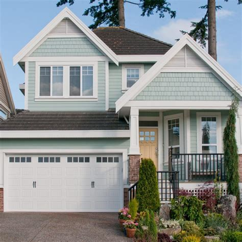 the best light blue exterior house colours exterior