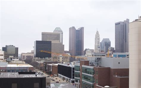 whats  official columbus skyline