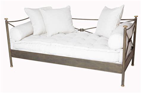 canapé lit en fer forgé banquette fer forge but 28 images boutique matelas fer