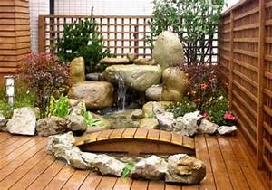 Deco Jardin Japonais : deco jardin zen interieur ~ Premium-room.com Idées de Décoration