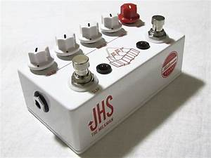 Used Jhs Tim Marcus Milkman Delay Boost Guitar Effects