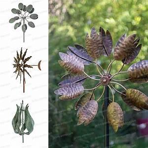 Decoration Jardin Metal : mobile olienne en m tal mobile vent girouette ~ Teatrodelosmanantiales.com Idées de Décoration