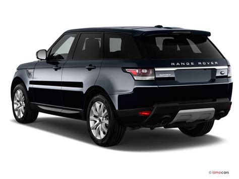 Land Rover Range Rover Sport Prices, Reviews And Pictures
