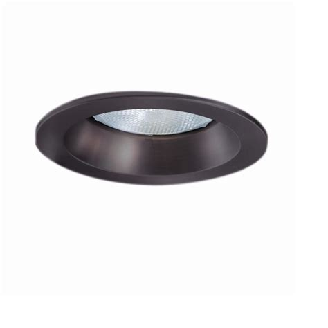 home depot recessed lighting trim halo 5 in tuscan bronze recessed lighting open splay trim
