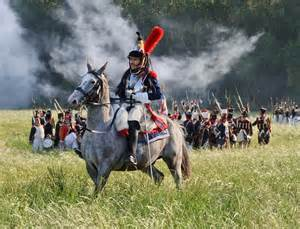 Battle of Waterloo Reenactment