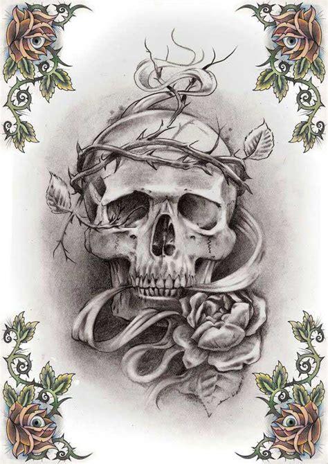 skull tattoo patterns  patterns