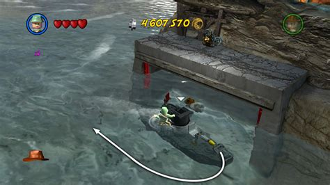 U Boat Indiana Jones by Lego Indiana Jones 2 Raiders Of The Lost Ark Bonus Levels