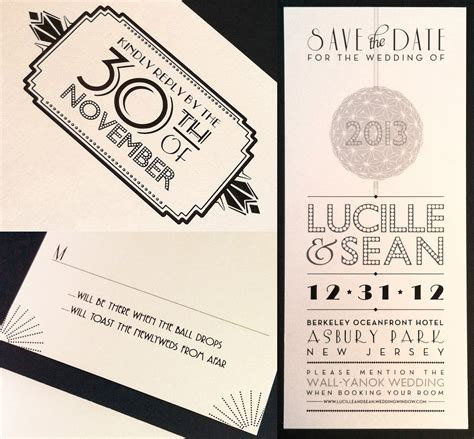 invitations ink social design studio  years eve art