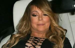 Aww Aww Paparazzi Tells Mariah Carey Watch Your