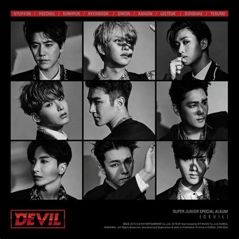 album super junior devil special album mp