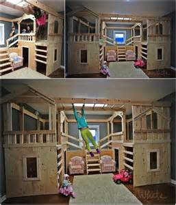 spectacular bunk room plans 25 best ideas about cool bunk beds on amazing