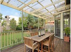 Outdoor living design with verandah from a real Australian