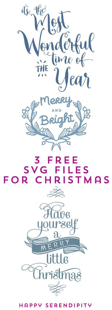 freebie  weihnachtliche plotterdateien happy serendipity
